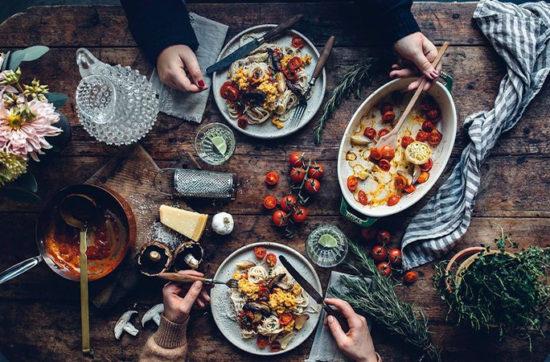 Perchè benedire il cibo e l'acqua che consumi?